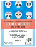 Day of the Dead (Dia del Muertos) @ Fernie Heritage Library