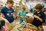 kids crafting libraries