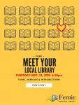 Meet Your Local Library