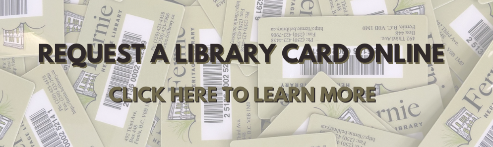 Library Card Online